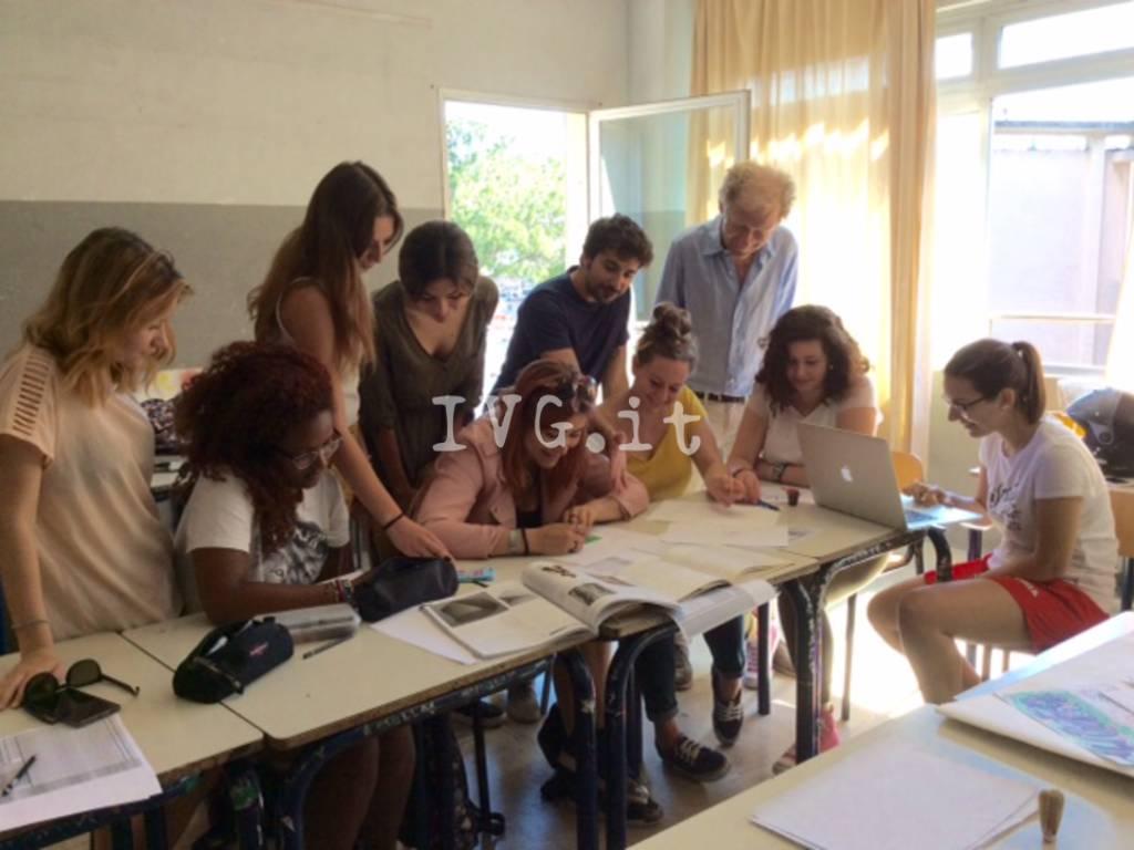 Albenga, gli studenti dell'artistico progettano il restauro delle scuole di via degli Orti