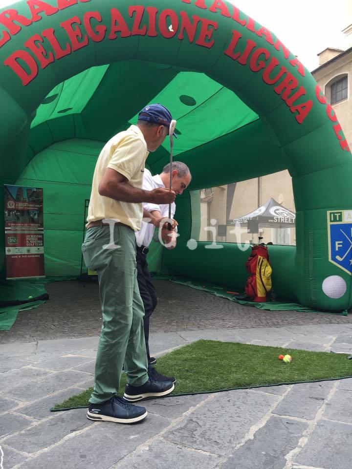 albenga street golf 2016