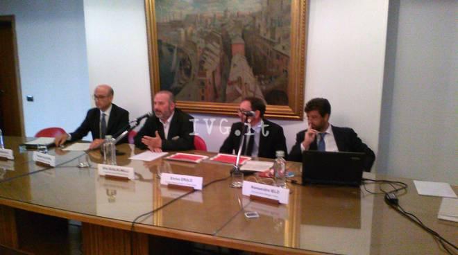 All'Unione Industriali si parla della trasformazione delle aree di Tirreno Power