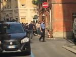 Allarme bomba a Castelletto