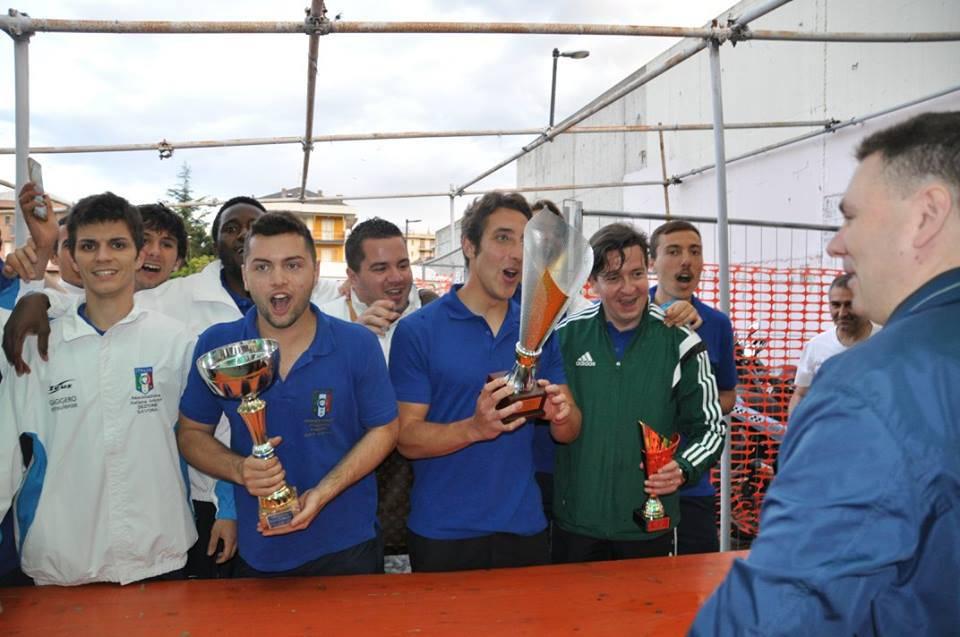 arbitri calcio torneo calcio albenga savona