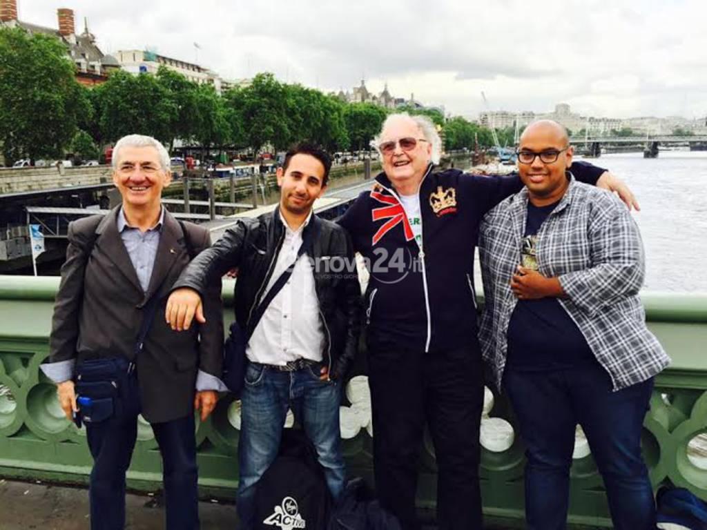 Brexit, Lega Nord a Londra