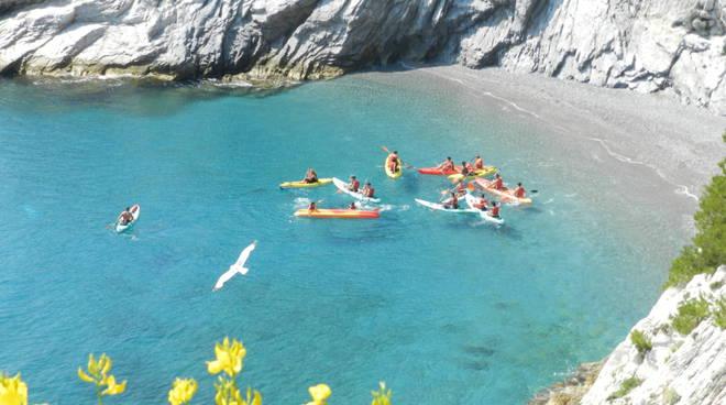 Escursione guidata in canoa
