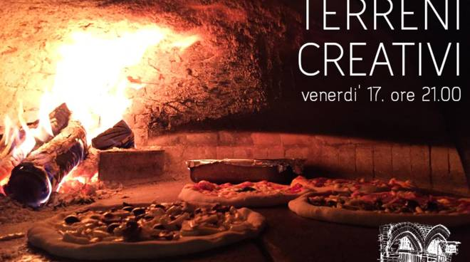 Una pizza per Terreni Creativi