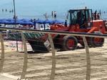 Alassio Ripascimento Spiaggia