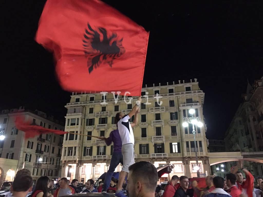 Euro 2016, la nazionale trionfa e a Savona esplode la festa dei tifosi