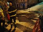 Genova, esplode tubo: allagata Dinegro