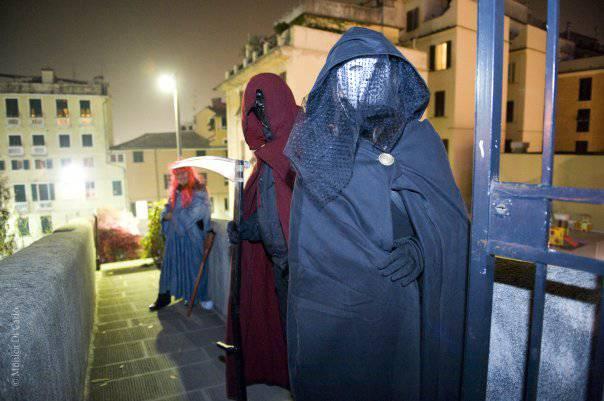 ghost tour san giovanni