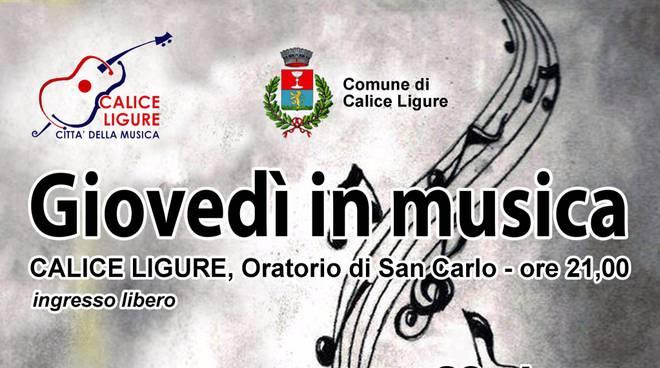 Giovedì in Musica Calice Ligure
