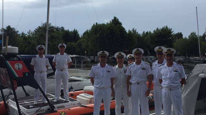 guardia costiera liguria lago maggiore