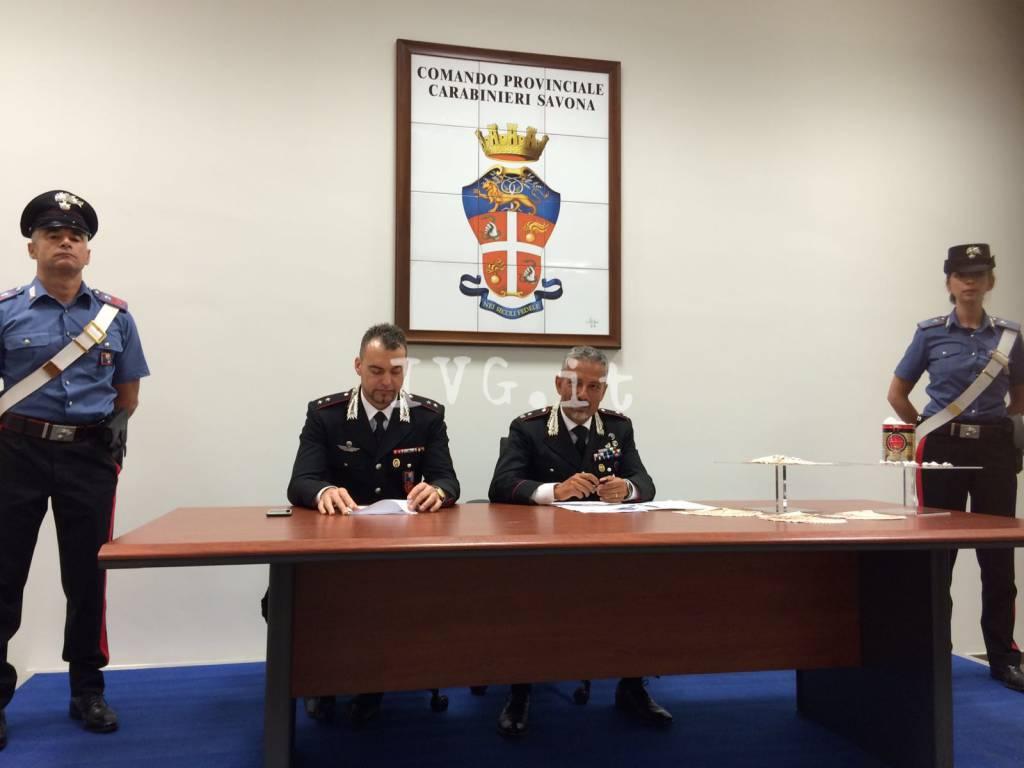 I carabinieri controllano i luoghi di aggregazione dei giovani
