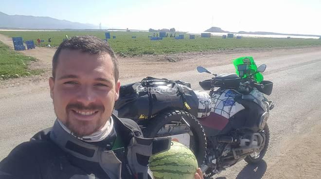 Il rapallese Roberto De Pascalis alla Gibraltar Race