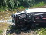 incidente rapallo san pietro camion