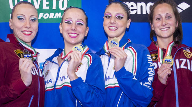 Linda Cerruti e Costanza Ferro