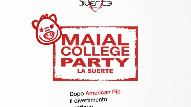 Maial College Party