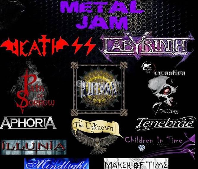 Metal Jam