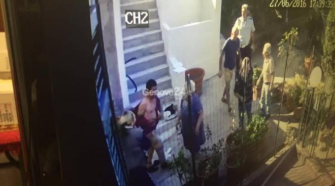Omicidio in famiglia a Bolzaneto