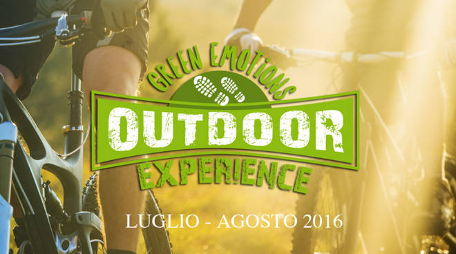 Outdoor Experience-Green Emotions