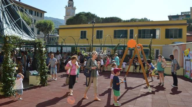 Parco Giochi di San Siro a Santa Margherita