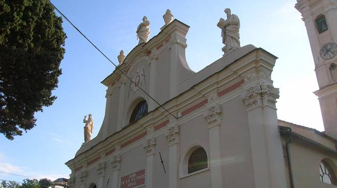 Parrocchia di San Pietro Andora