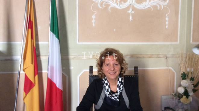 Simona Vespo Assessore Albenga