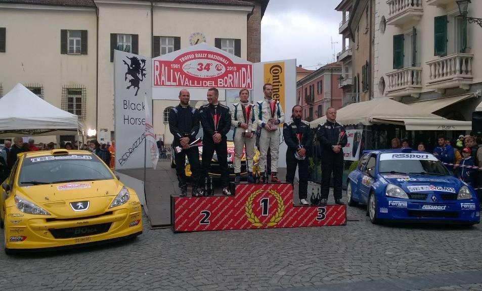rally Valli del Bormida