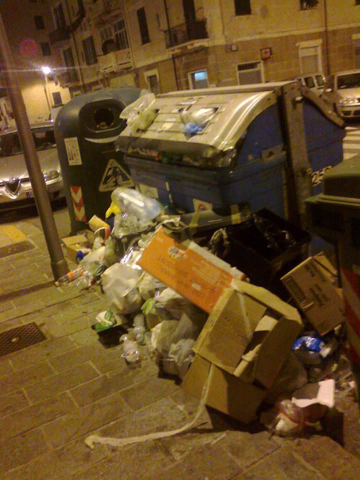 rumenta rifiuti villapiana discarica