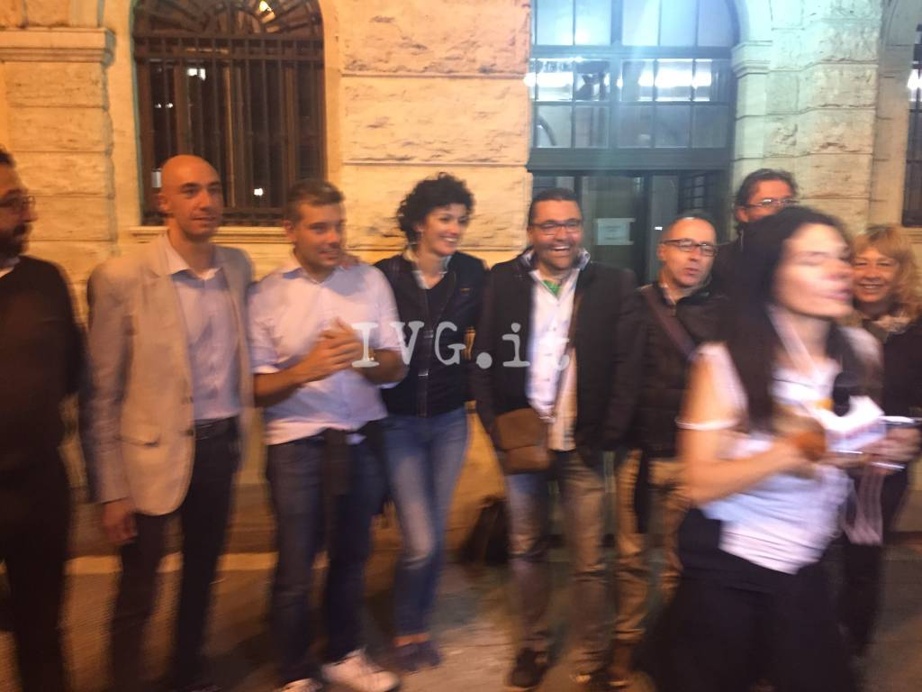 Savona 2016, la festa del centro destra