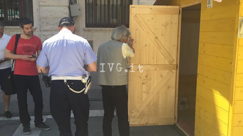 """Savona, dissequestrato lo """"chalet"""" del Movimento 5 Stelle"""