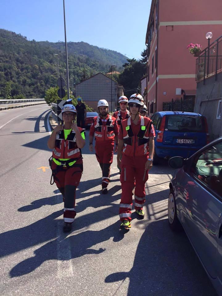 Savona, ritrovato l'anziano allontanatosi dalla residenza protetta del Santuario