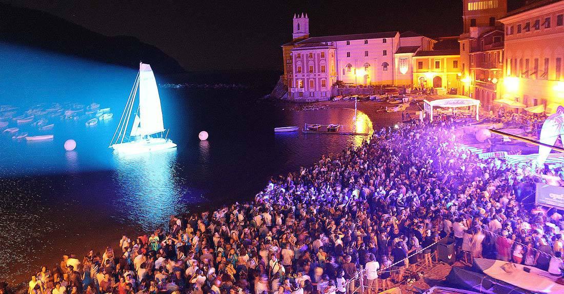 silent disco mojotic festival