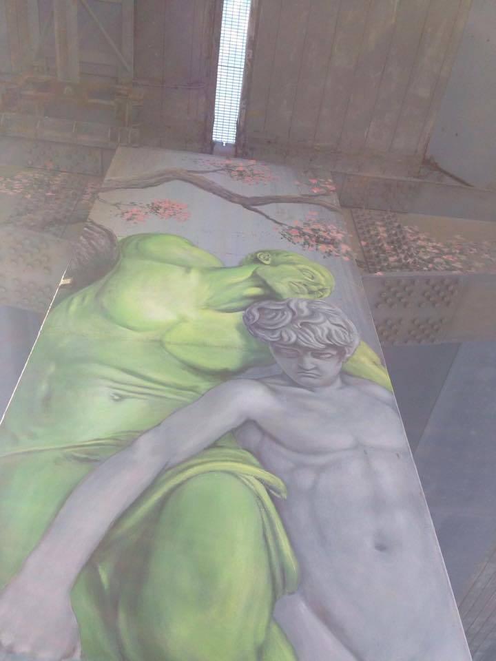 spartaco ruben carrasco sopraelevata