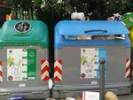 Spazzatura a Rapallo
