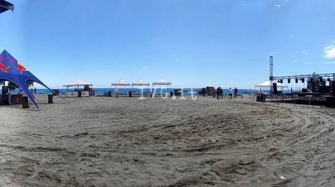 spiaggia ariston andora