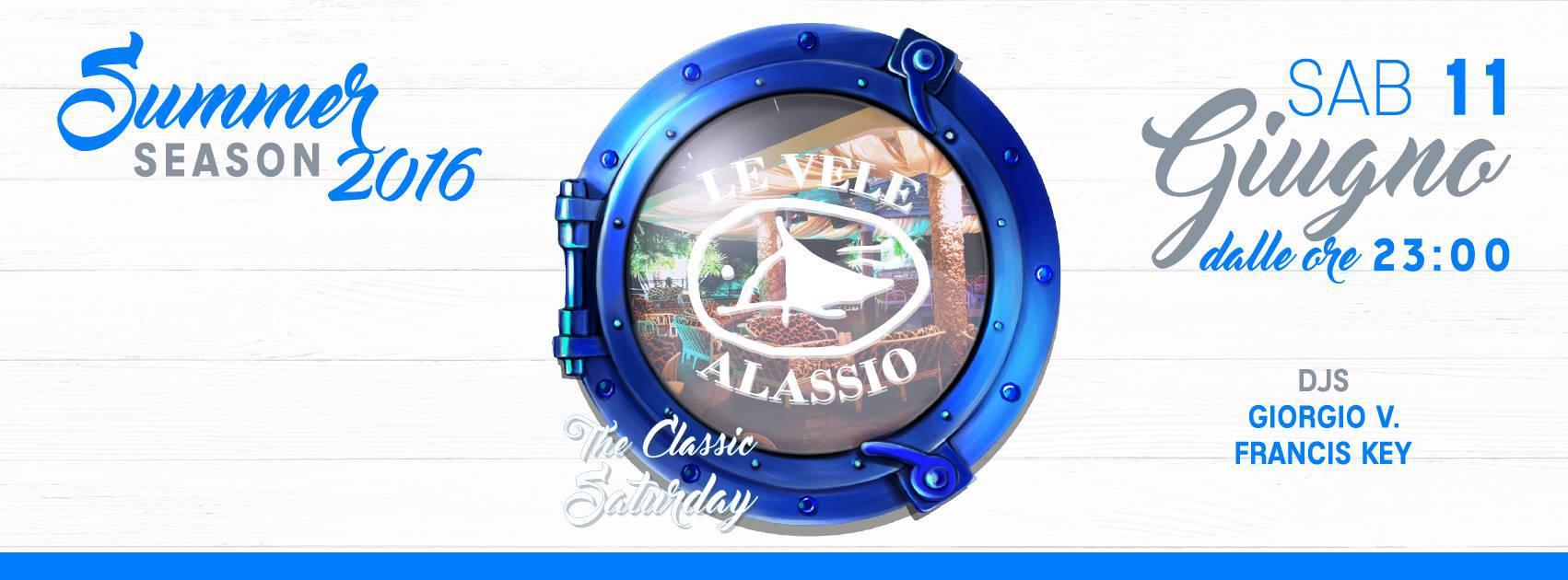 "The Classic Saturday Discoteca ""Le Vele"" Alassio"
