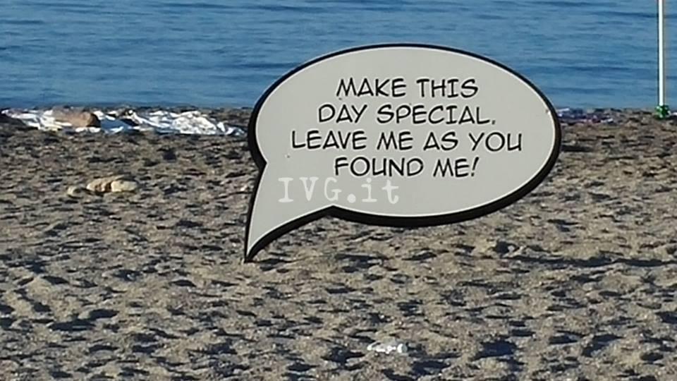 Pietra Ligure Spiagge Parlanti Fumetti