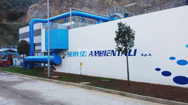 Depuratore Borghetto Servizi Ambientali