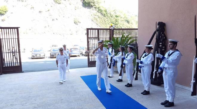 Ammiraglio Camerini VIsita Savona