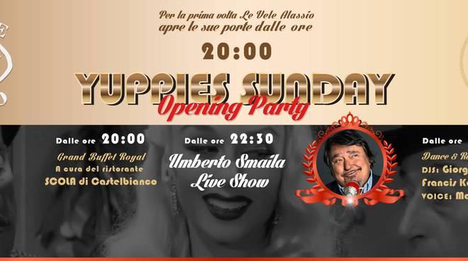 Yuppies Sunday Opening Party Umberto Smaila