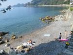 Bau Bau beach a Santa Margherita