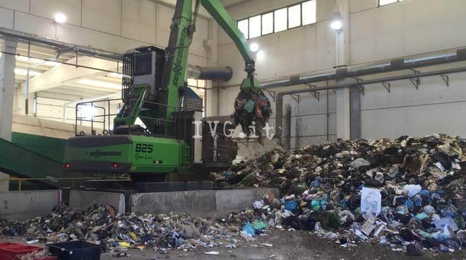Boscaccio impianto trattamento rifiuti