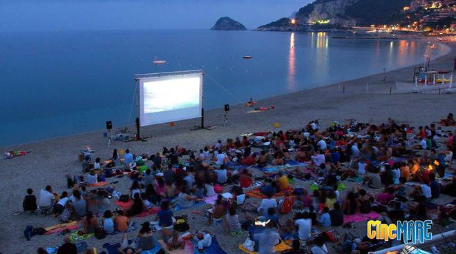 CineMARE  Bergeggi 2016