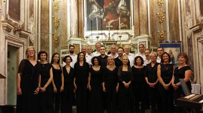 """Concerto coro polifonico """"Città di Loano"""""""