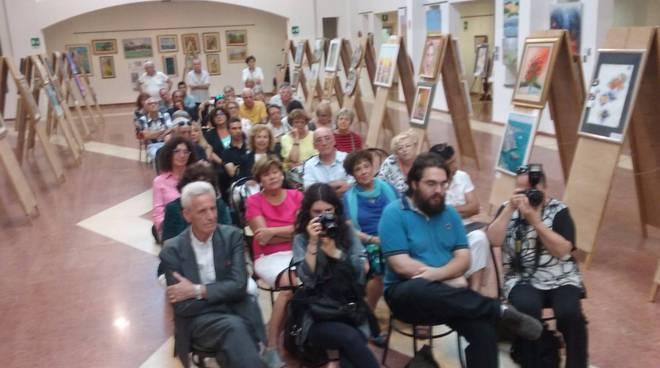 Concorso alla biennale di Villanova