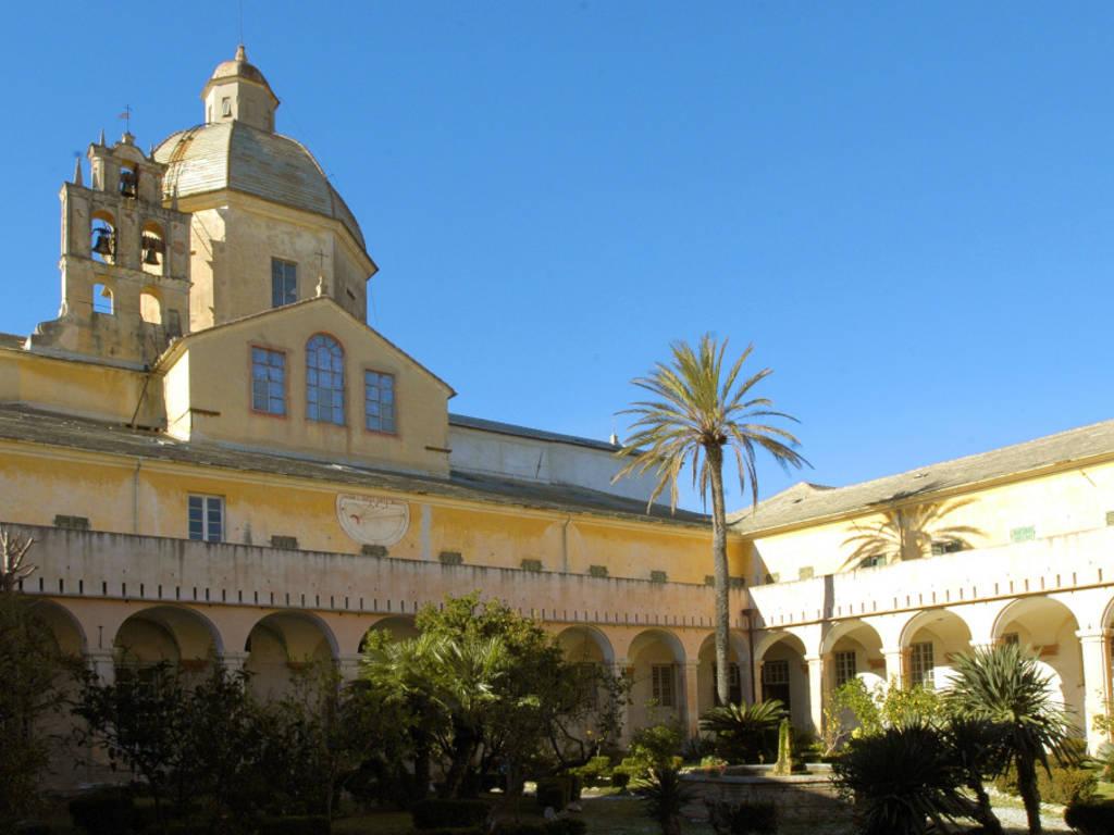 Convento di Monte Carmelo loano