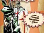 Cover comic fumetto Palio
