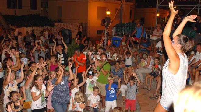EventiLaigueglia Sbarco Saraceni Bambini