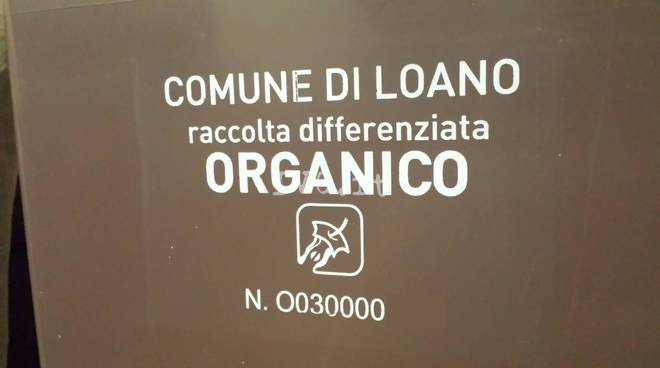 Loano Raccolta Differenziata