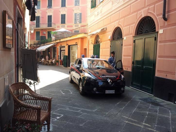 Immobile sequestrato a Rapallo