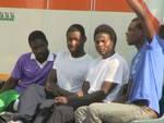 migranti fiera di genova